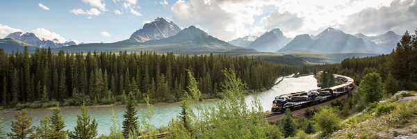 Perfect Pairings: Rocky Mountaineer
