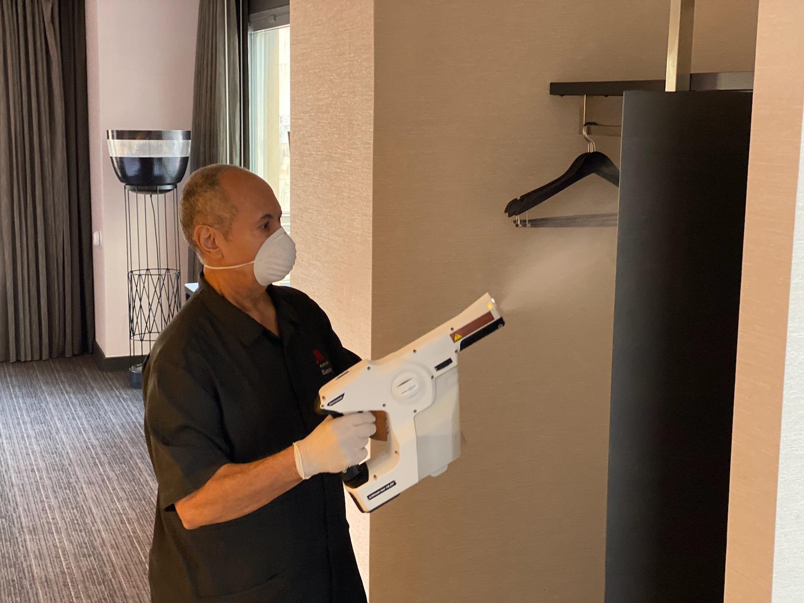 Marriott's Global Cleanliness Council