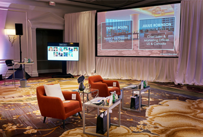 Marriott Connect with Confidence