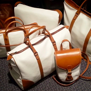 Stylish Canadian-made Leather Bags